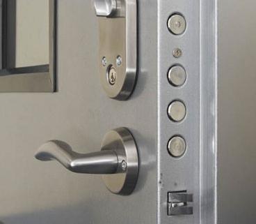 امنیت بیشتر درب ضدسرقت