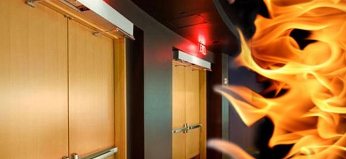 درب ضد آتش