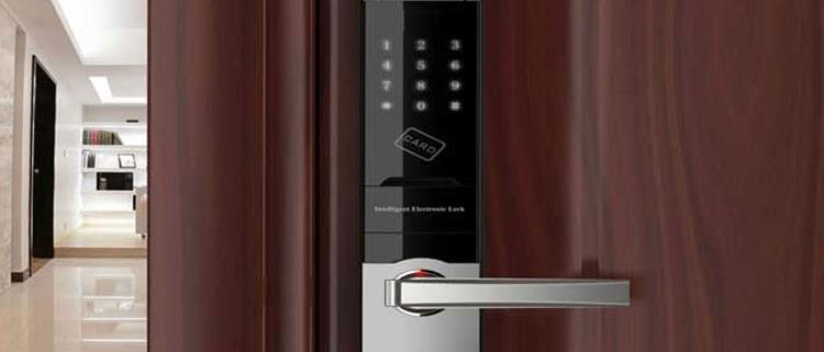 قفل هوشمند درب ضدسرقت