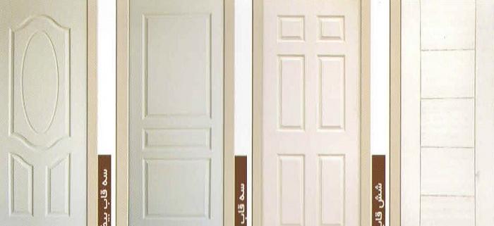درب داخلی منزل